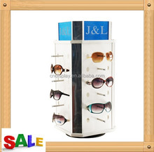2015 Newest counter sunglasses wall displays