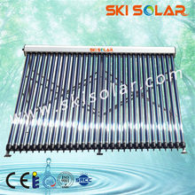 2015 Roof-mounted high efficiency heat pipe collector split solar water heater