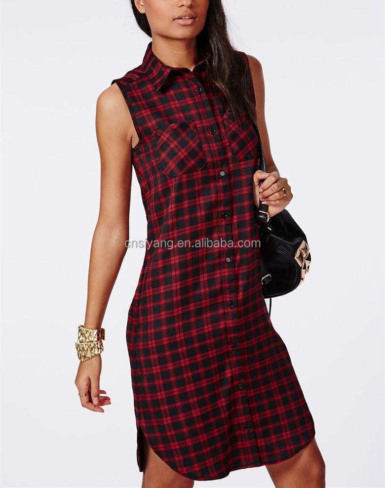 Model Red House Custom Button Down Dress Shirt  Women39s