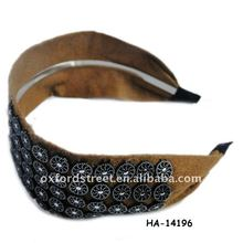 2012 new fashion button headband