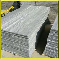China serpentine marble tiles, green black serpentine stone