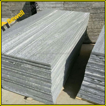 China serpentine marble tiles, green black serpentine stone