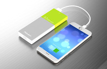 Universal USB 5700mAh Power Bank Quick Charge 2.0 External Battery Packs for Your Sumsang/Iphone/Galaxy Smartphones