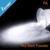 Hot sale PA adhesive powder for heat tranfer stickers