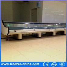 refrigerator meat display chiller flower display freezer of Xuzhou Sanye