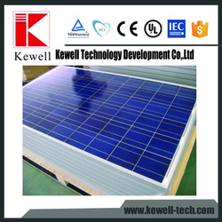 Top supplier offer good Quality High efficiency 250W poly solar module