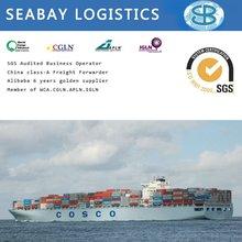 Competitive international sea freight china to wellington