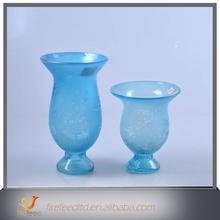 Hot Sale Design Brown Glass Vases