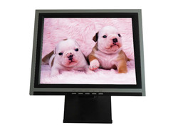 kiosk touch screen, low cost 15 inch p-cap touch screen monitor for industrial hmi / atm / vtm / self service terminal / medical