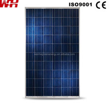 300W Monocrystalline see through Solar Panels