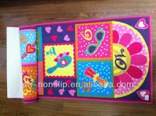 High quality Nylon Jet printed Baby's Mat