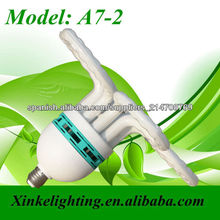 E27 6500k luz lámpara ahorro de energía