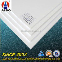 Advertising Foam Board/KT board architectural model materials for picture