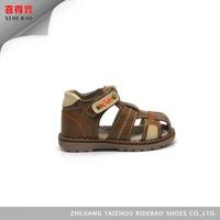 New Arrival Fashion cute baby boy sandals