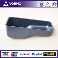 Semi truck oil drain pan 2831342 for IS4D engine