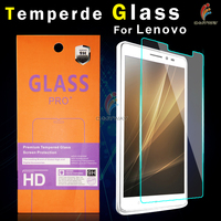 mobile phone 0.3mm tempered glass screen protector for lenovo a706