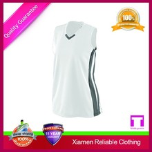 Hot selling top quality beautiful basketball jerseys made in China