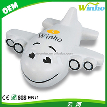 Winho Mini Air Plane Stress Reliever with Smile