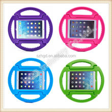 For iPad Mini Tablet Holder Stand Case Kids Dirt Proof Safe Rugged Foam Case