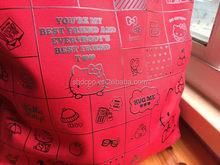 Factory classical trend canvas bag