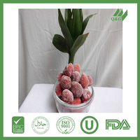 Frozen strawberry product specification