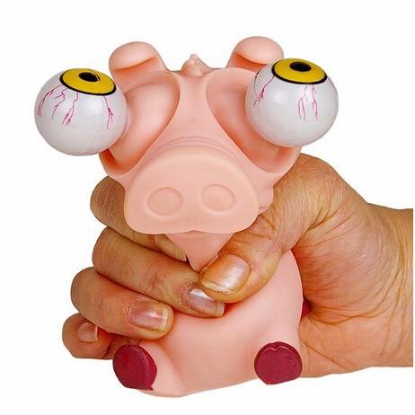 Squishy Eyeball : Soft Plastic Squeeze Stress Ball Series Toy,Custom Soft Plastic Animal Squeeze Eye Pop Stress ...