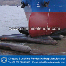 Salvage Marine airbags/rubber marine airbags for boats on sale