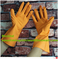 Household cleaning Gloves; home and garden latex household gloves