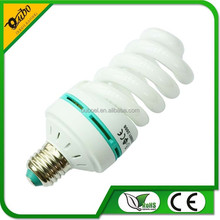 the smart 40w 50w Spiral lamp energy saving lamp
