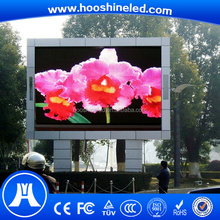 P8 8mm pixel pitch led display advertising large effective ads