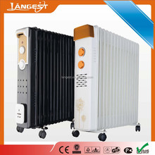 Electric oil heater 7/9/11/13 fins/oil filled radiator with turbo fan