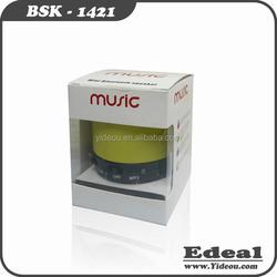 drop ship best selling driver type 40mm headphone speaker with rosh bluetooth speaker