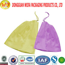 LDPE/HDPE Colorful Heave Duty Plastic Drawstring Garbage Bag Wholesale for Bin