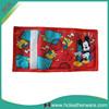 European Standard Simple Design Eco - friendly Ultra Thin Kids Mickey Wallet