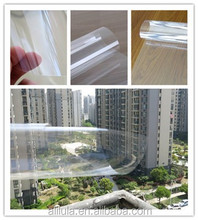 Best quality high clear armor safety film with thinckness in 4mil/7mil/12mil
