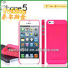0.3MM Thickness universal mobile phone case for iphone4s