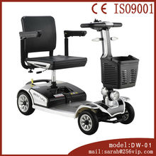 electric and petrol scooters