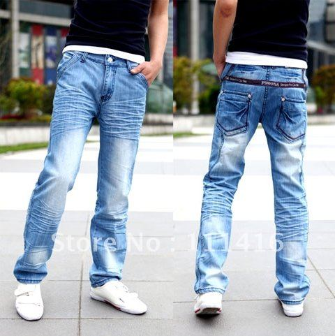 Mens Jeans Fashion 2012