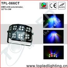 Hot sell 25W IP65 sound-active RGB effect LED stage lighting laser diode