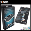 2.4G wireless fly mouse keyboard with touch pad,air mouse keyboard,fly air gyro mouse wireless keyboard--T2--Shenzhen Ricom