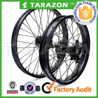 China front and rear wheels for motocross