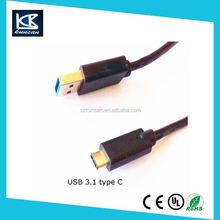 New High Speed Usb 3.1 Type C To Type A Cable