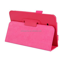 PU Leather Case Cover for Samsung Tab 3 Lite 7.0""