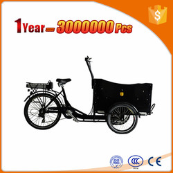 front cabin cargo bike 3 wheels made in china