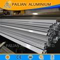 Di alta qualità tubo in alluminio/alluminio tubo quadrato, 6063 striscia di alluminio per tubi, tubo in alluminio anodizzato
