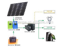Baykee power generators for sale off grid 3KW solar system ac 220v , inverter for solar system