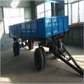6 toneladas semi 8 tractor de la rueda del remolque