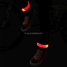 new hot selling products safety flashing glow in the dark sport accessories