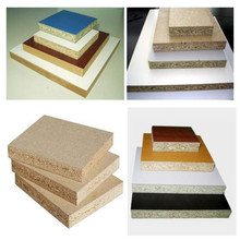 Aluminum- Wood Composite Particle Board Using Water-based Paint
