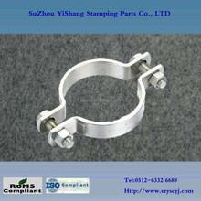 Personalizada metal hardware pinza de sujeción con alta calidad